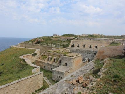 Mirador Norte, Fortaleza de la Mola