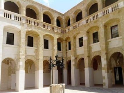 Visita Claustro del Antiguo Convento de San Diego