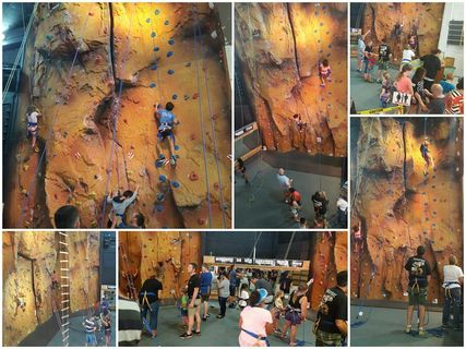 Harvest Rock Climbing Wall