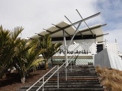Puke Ariki Museum