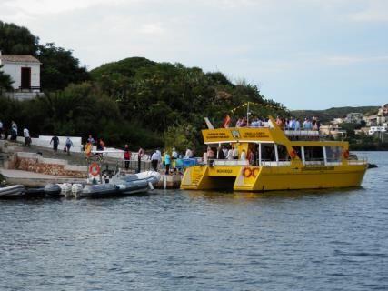 Visita a la Isla del Rey