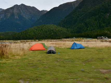 Cascade Creek DOC Campsite
