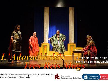 Theatre: Adoration of the Magi